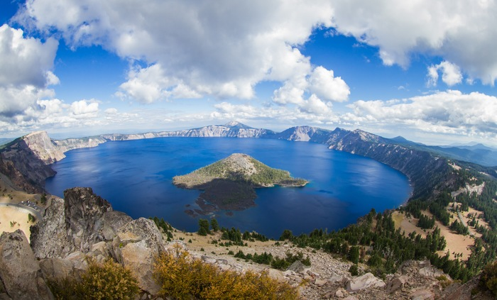 The Fishy History of Crater Lake