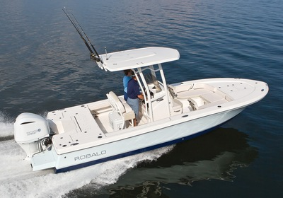 Endless Horizons: Shallow Water Adventures with the Robalo Cayman Series
