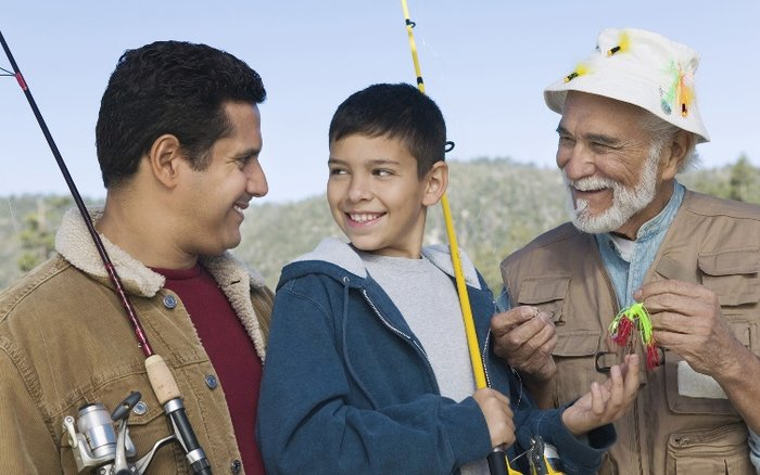 The 5 Biggest Benefits of a Family Fishing Trip