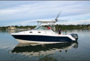 Robalo Walkarounds for Effortless Family Fun