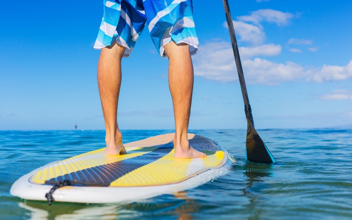How to Go SUP Fishing This Summer